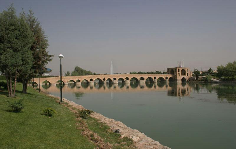 پل شهرستان - اصفهان